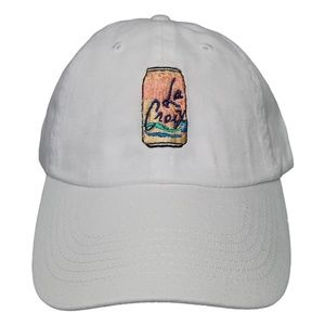 fc4487a6 Accessories - La croix Can Dad Hat - White